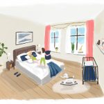 Kereby home illustration